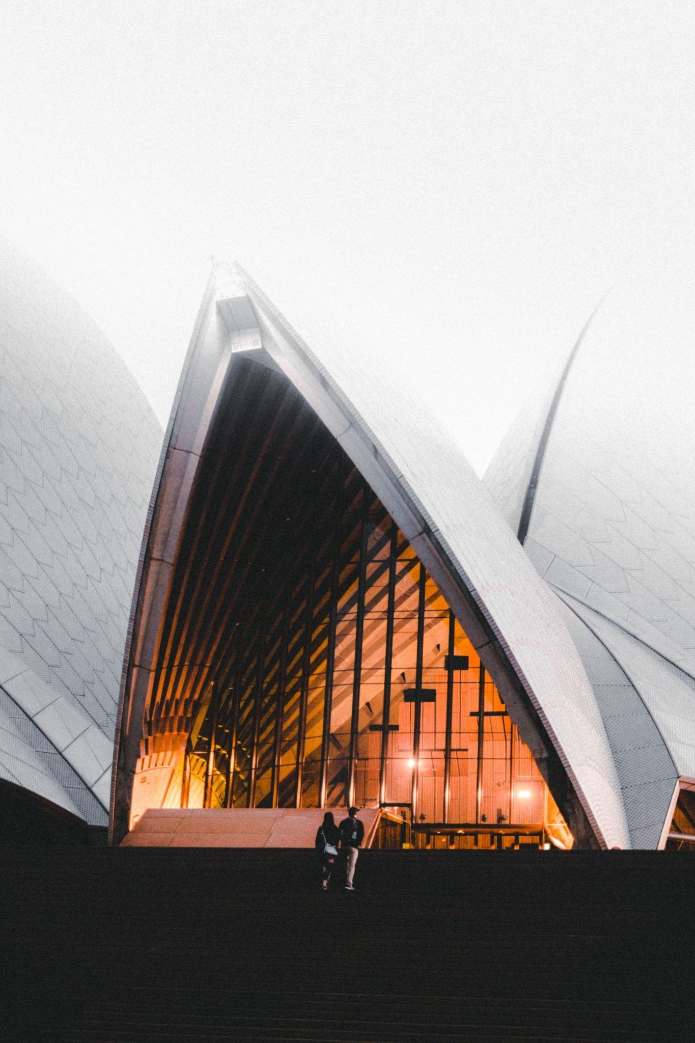 Sydney Opera House. A must see when in Sydney