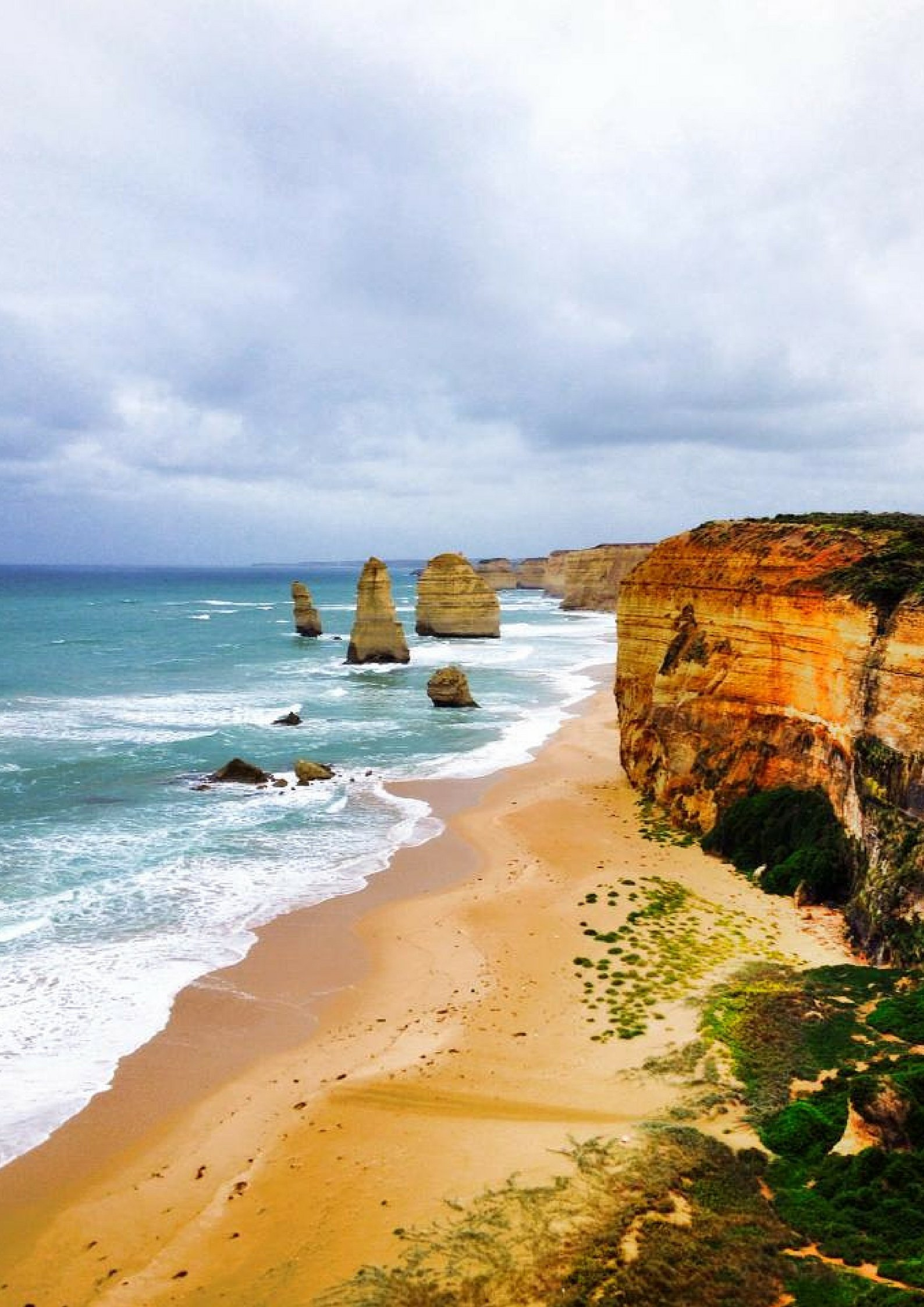 CITY GUIDE TO MELBOURNE - GREAT OCEAN ROAD
