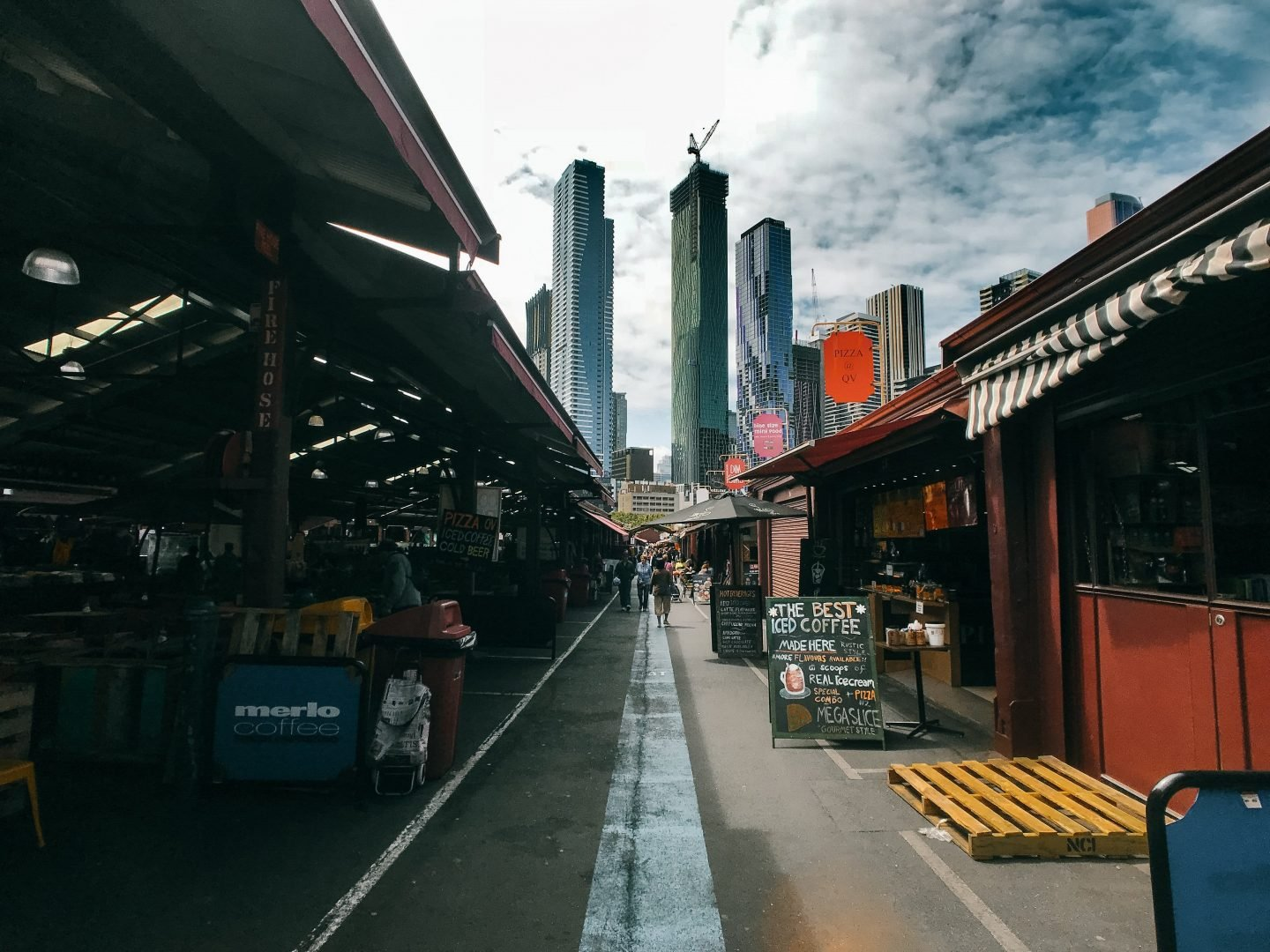 One day itinerary melbourne