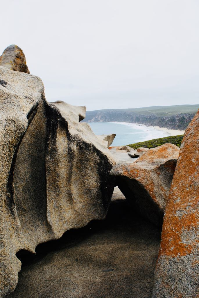 Remarkable Rocks at Kangaroo Island