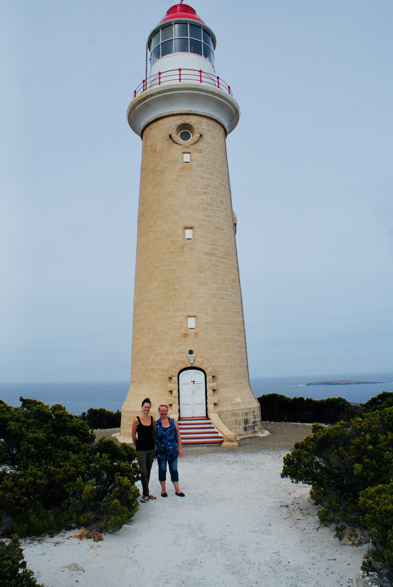 Lighthouse at Kangaroo Island