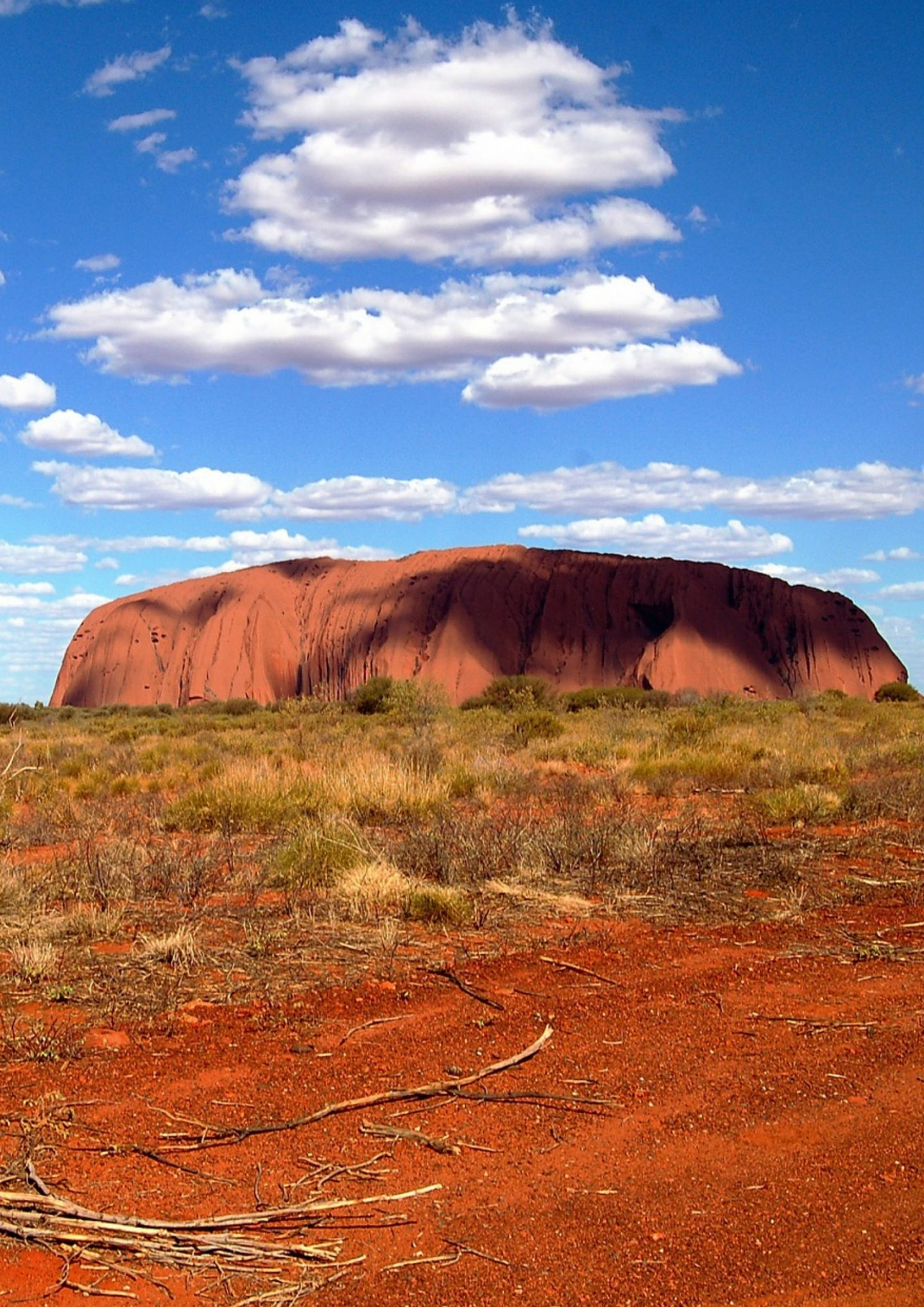 THE BEST OF AUSTRALIA'S RED CENTRE
