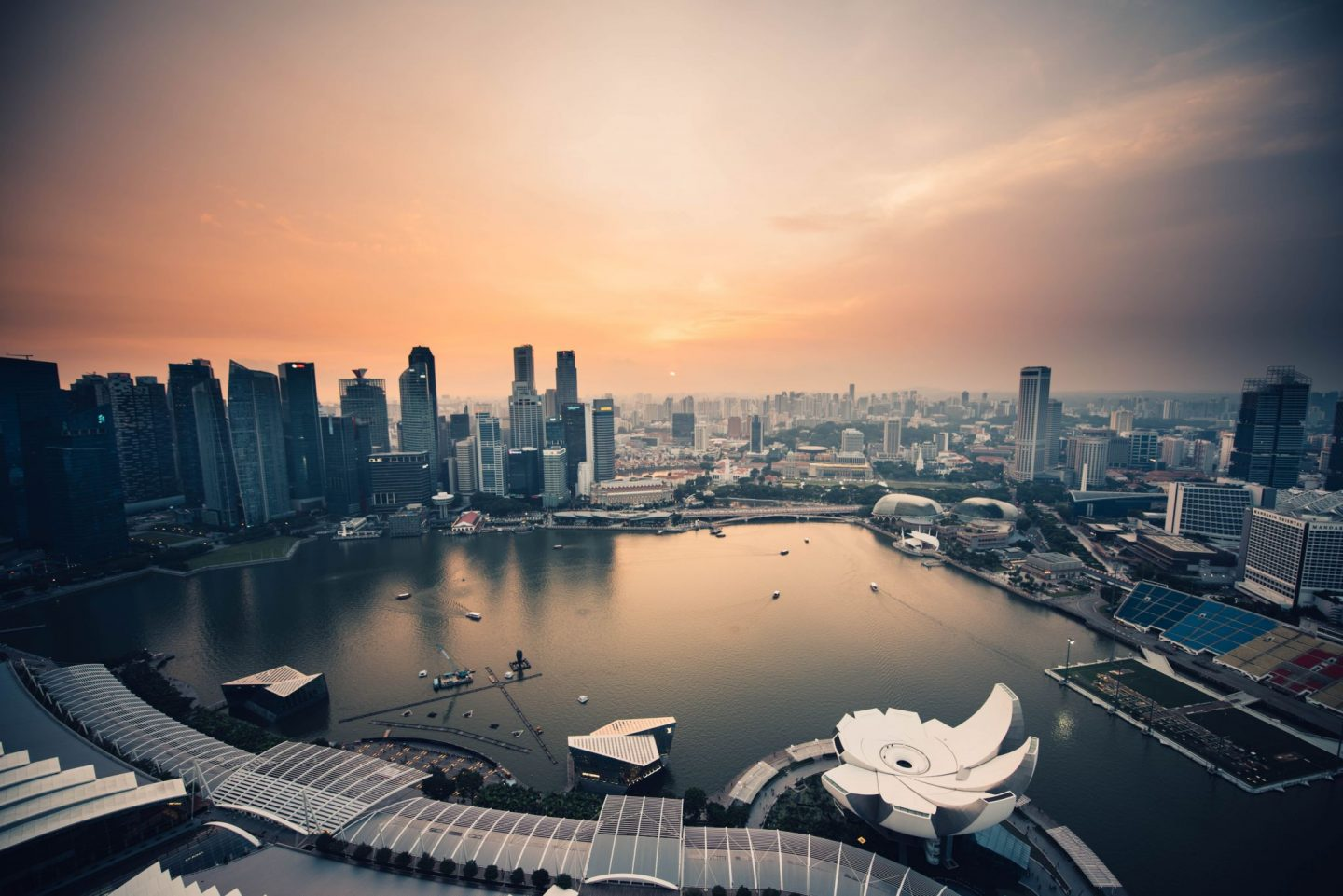 Top 10 must incredible cities - Singapore