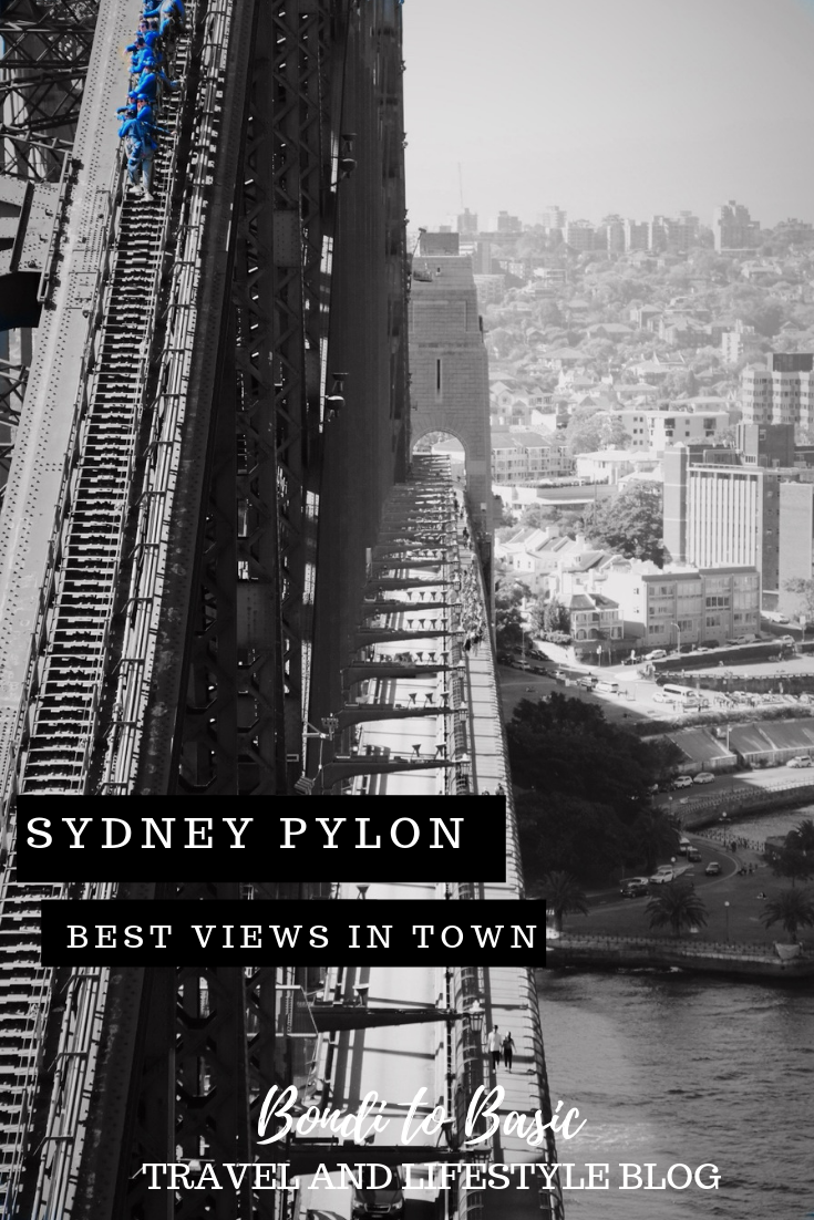 Pylon Lookout Sydney