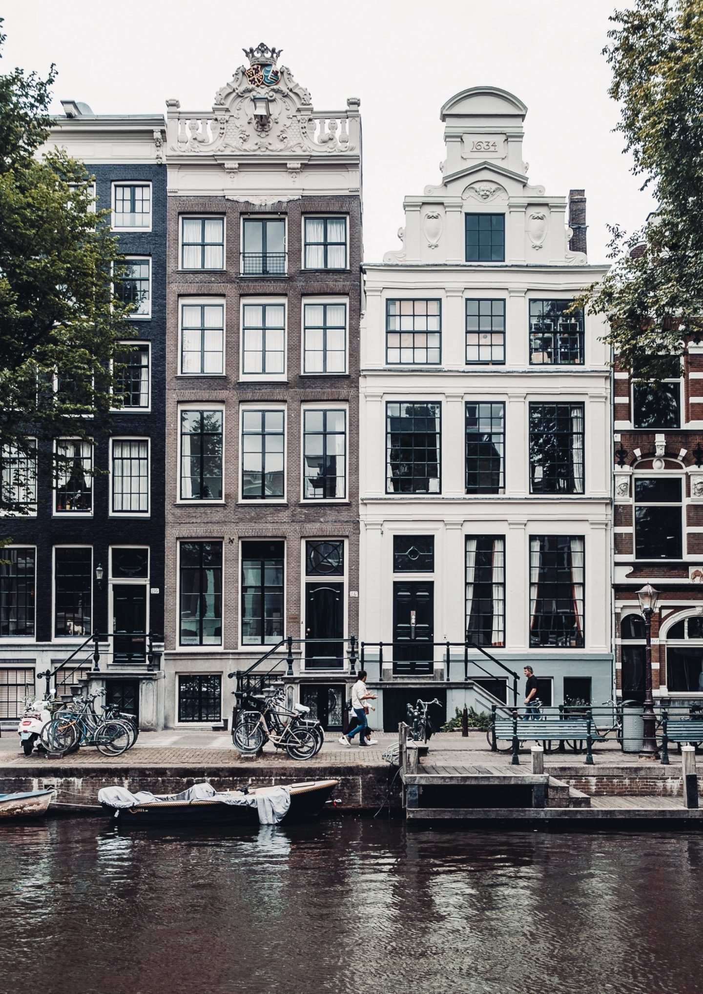 A FIRST TIMERS GUIDE TO AMSTERDAM
