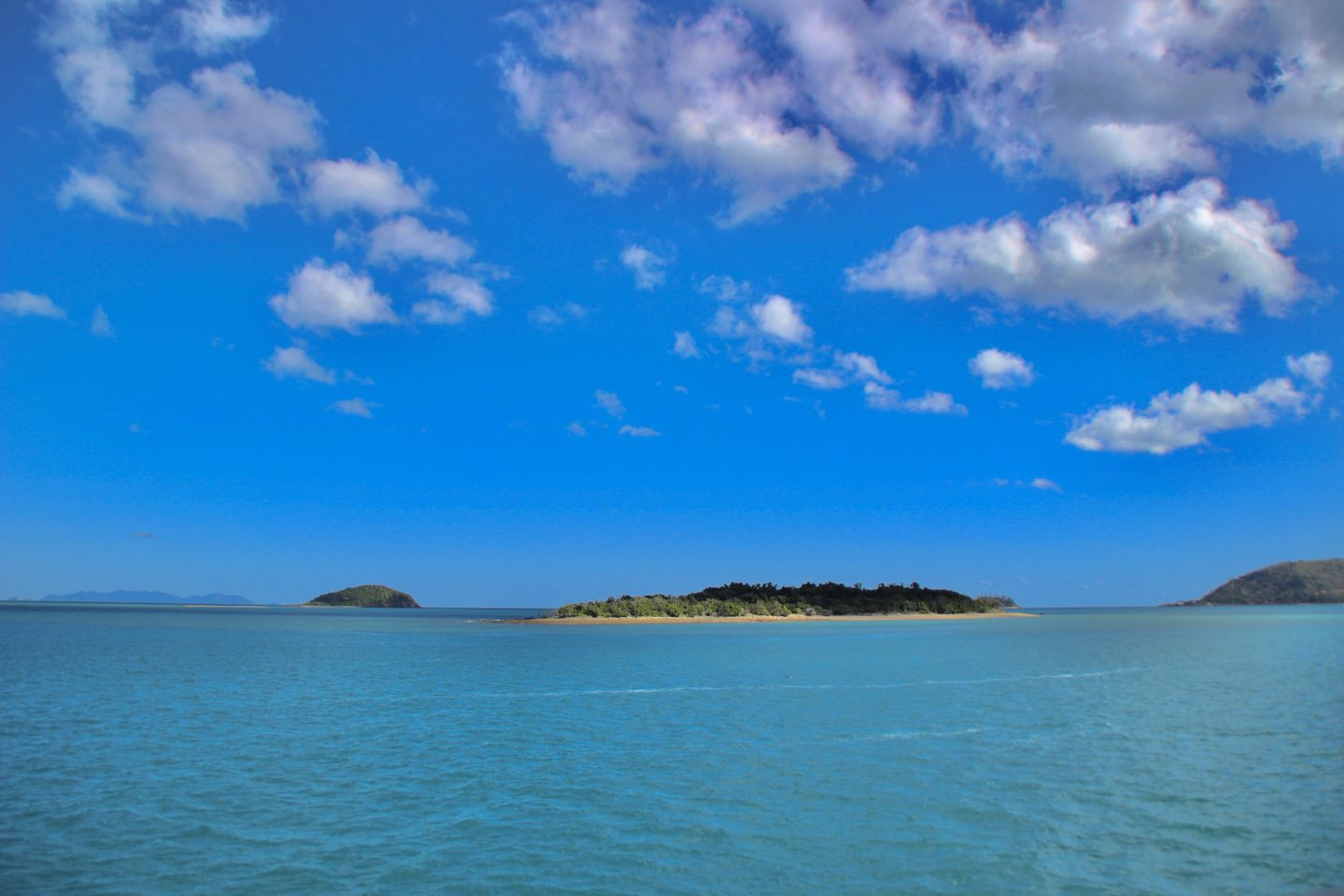 Cruise Whitsundays to the Great Barrier Reef