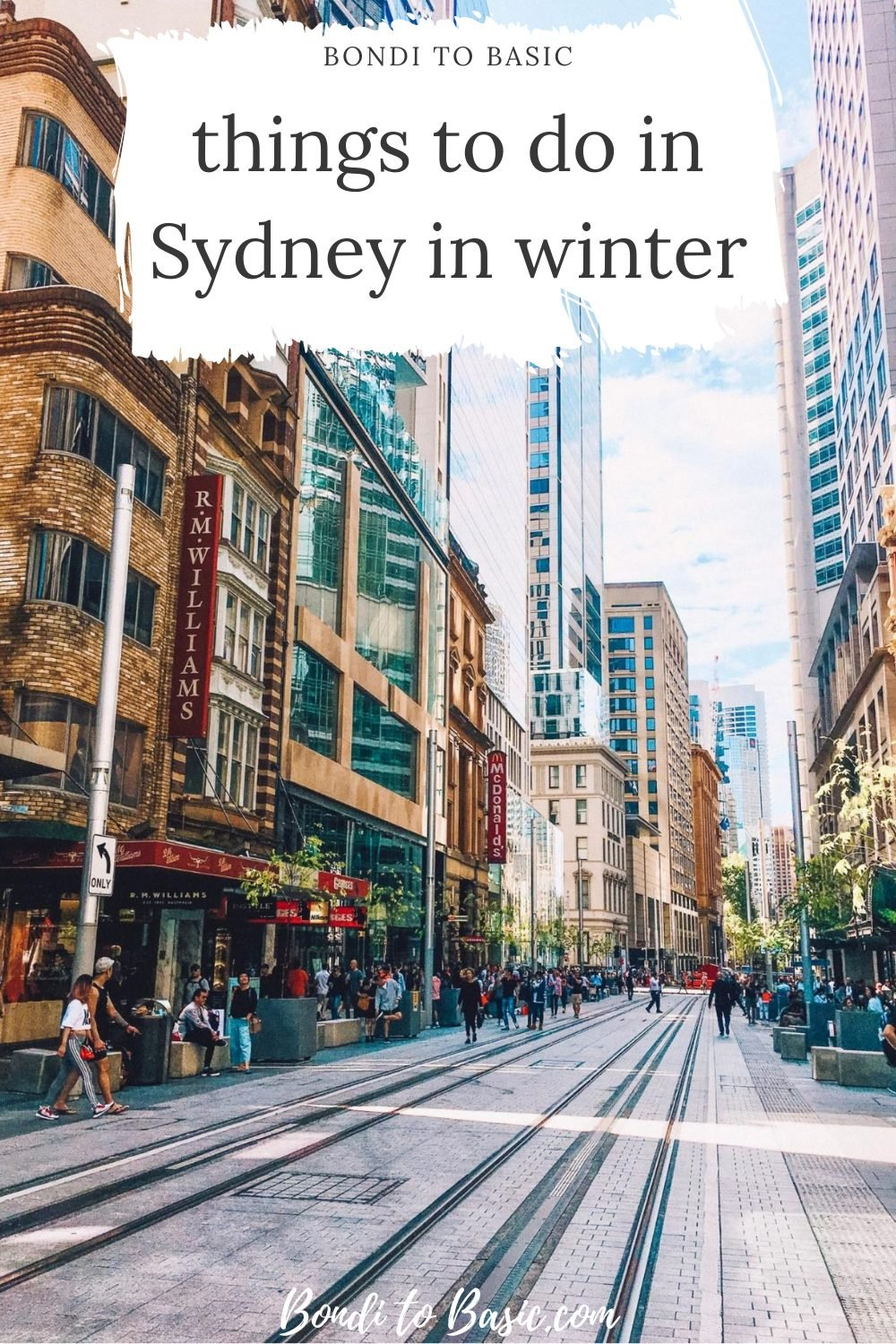 things to do in Sydney in winter