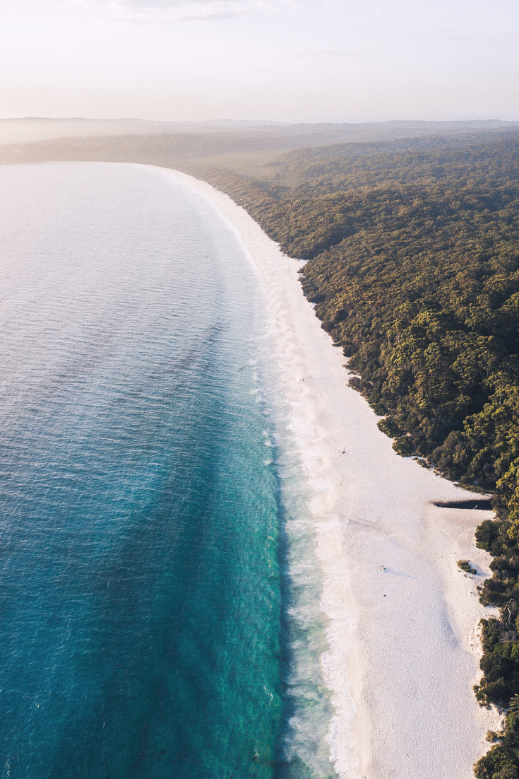 A ROAD TRIP TO JERVIS BAY NATIONAL PARK