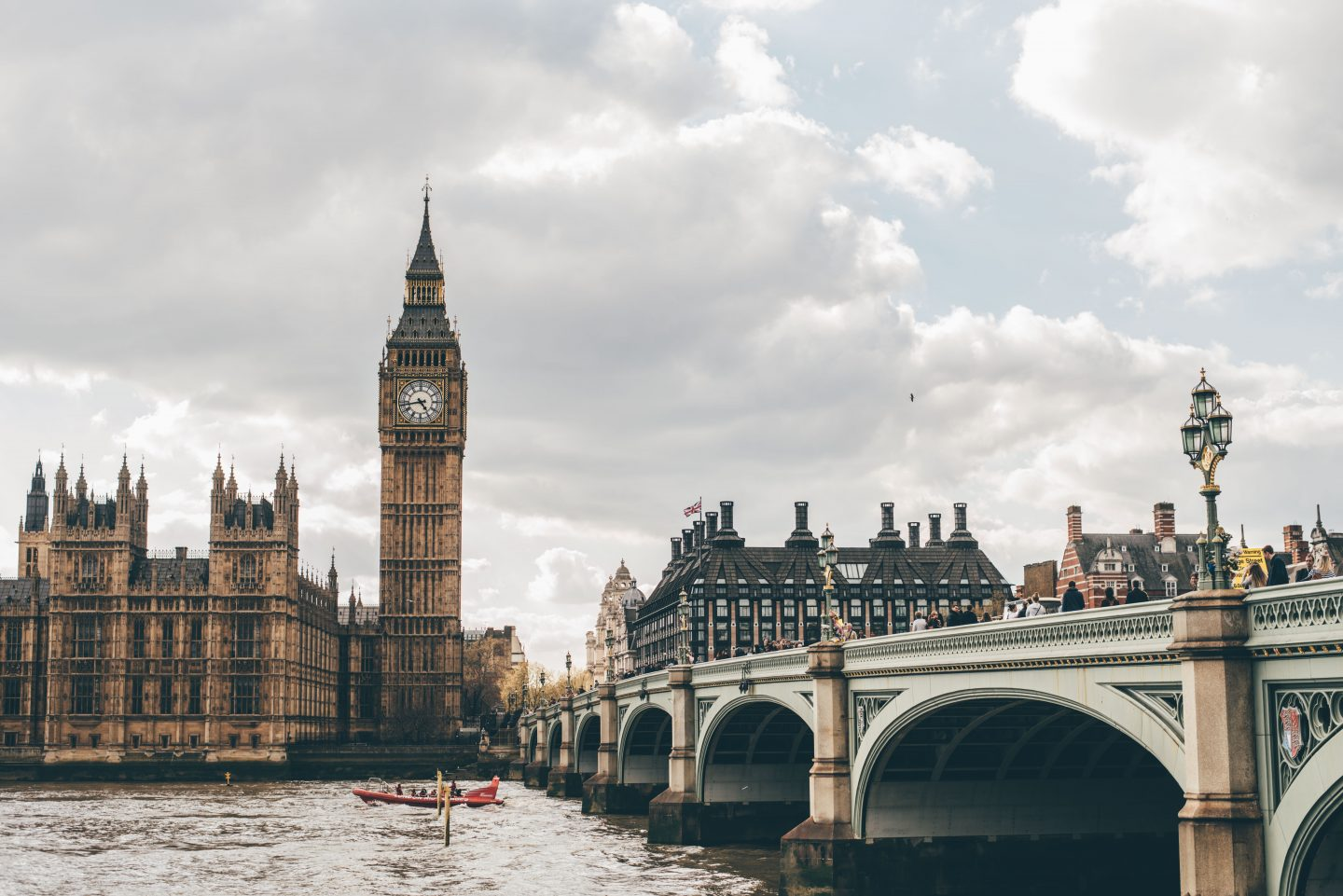 Big Ben 4 day london itinerary