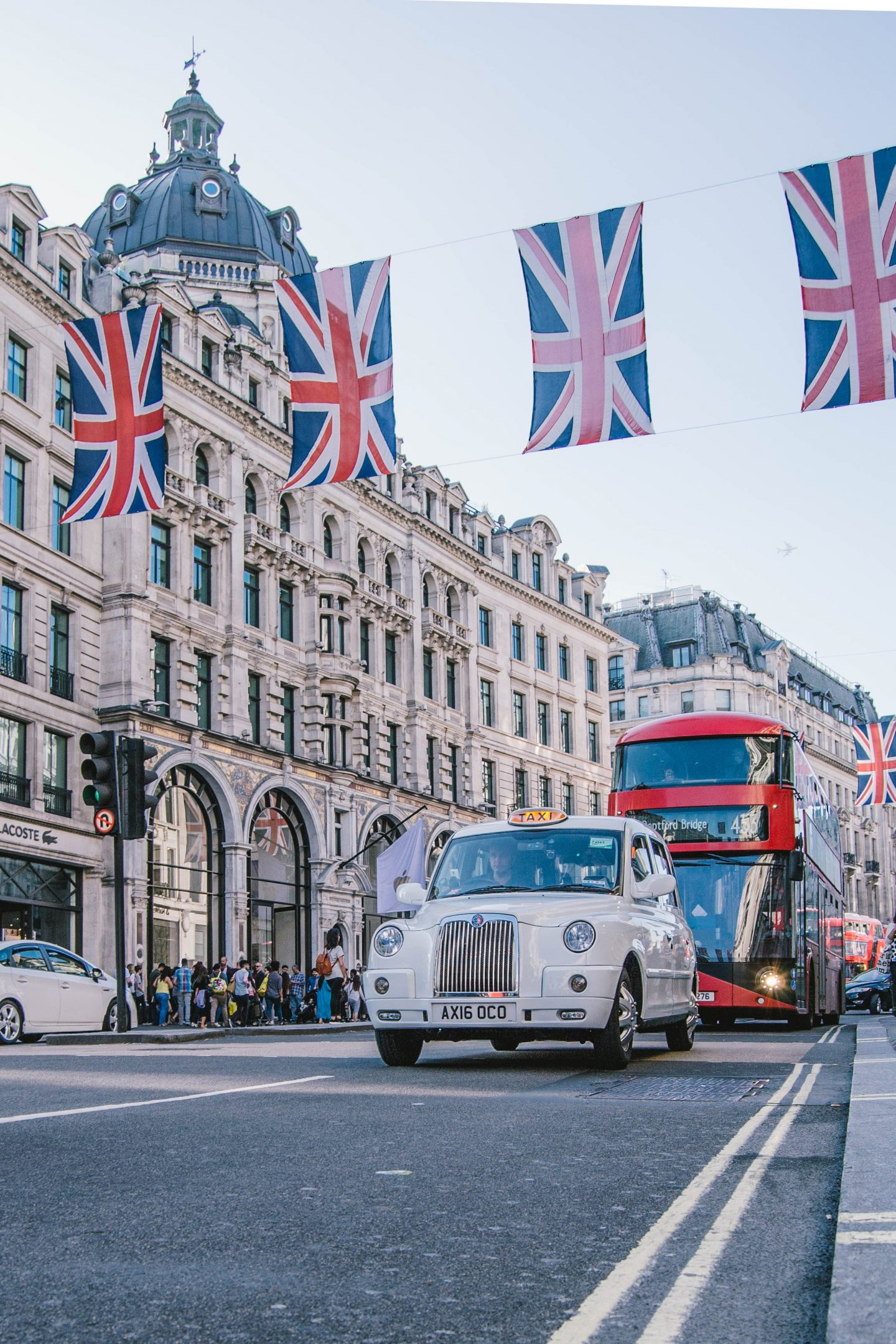4 day London itinerary | an extensive guide