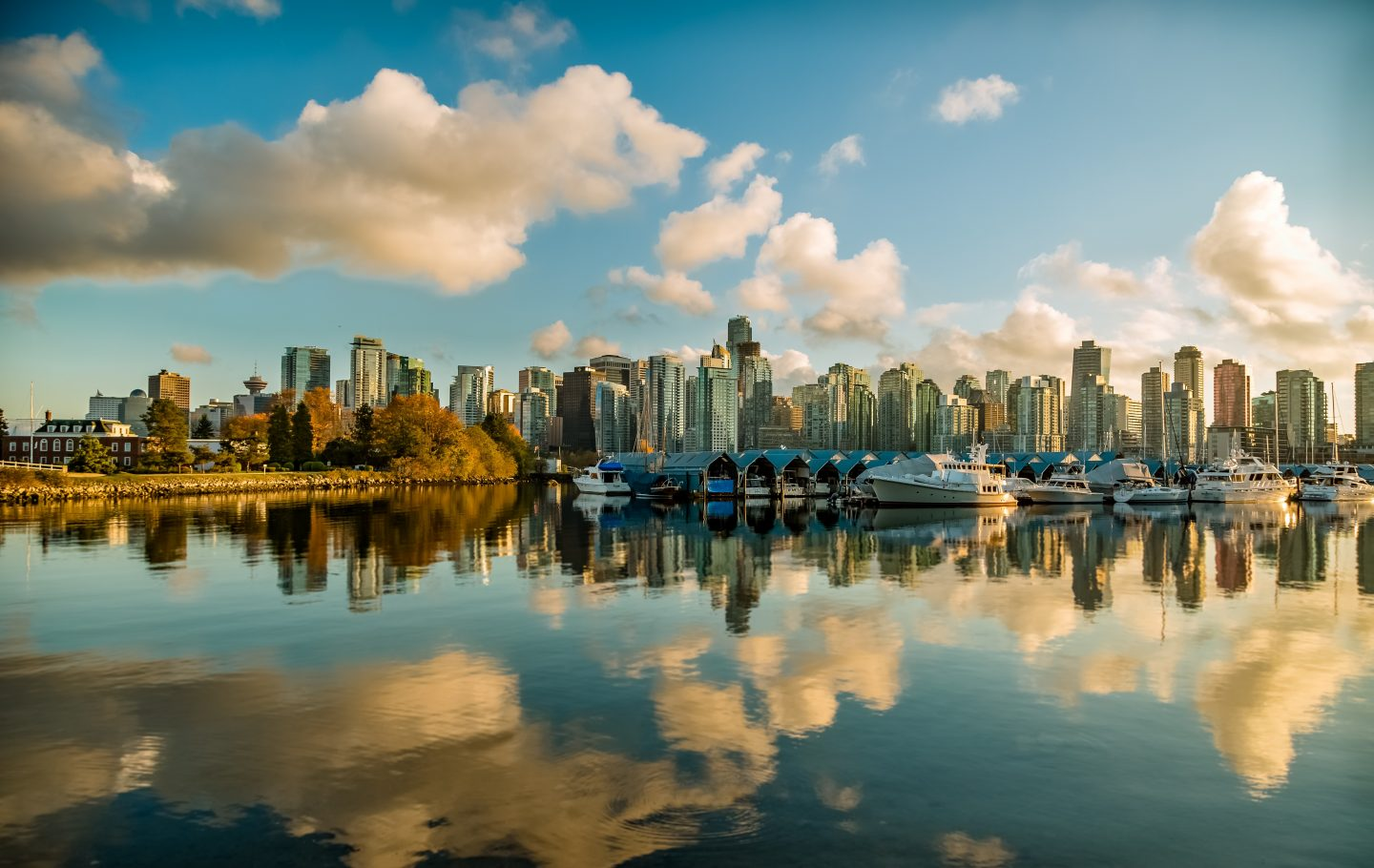 Canada road trip itinerary Day One Vancouver