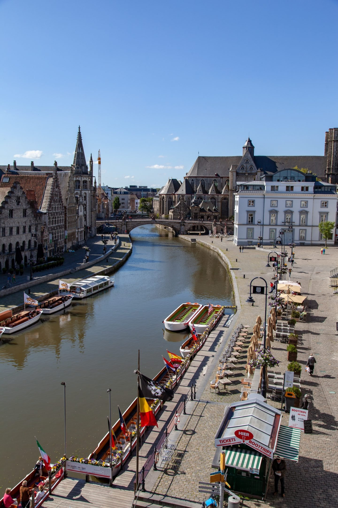 Ghent 1 day itinerary