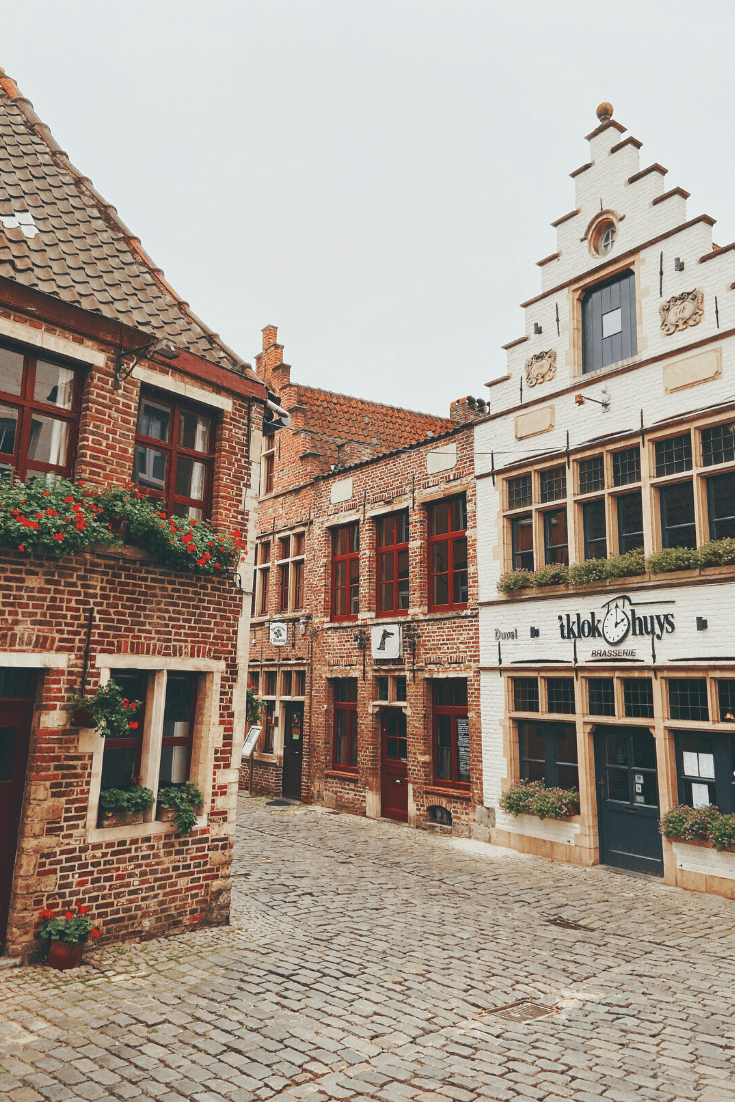 Ghent 1 Day Itinerary | The Best Itinerary If You Only Have One Day