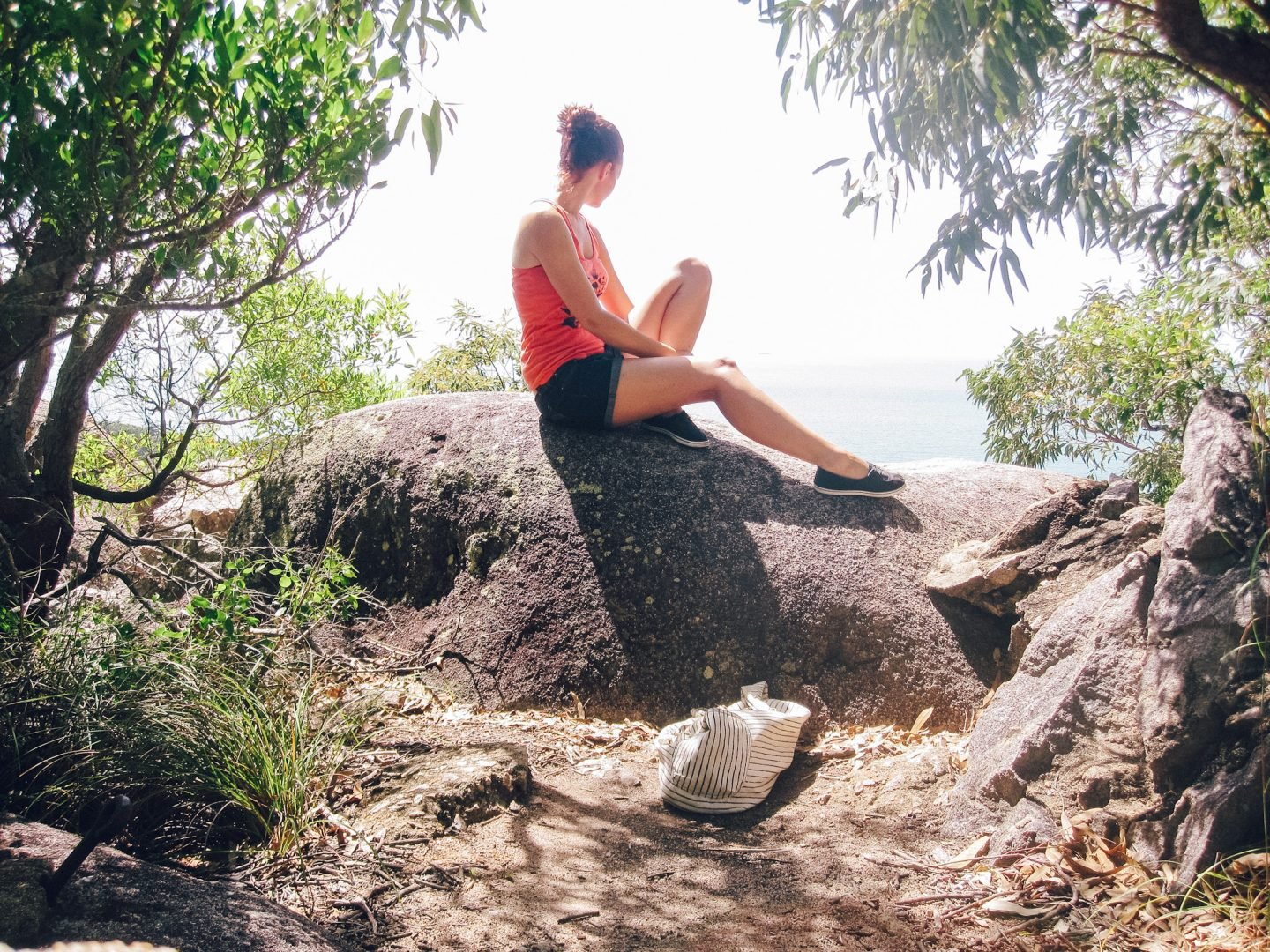 Magnetic Island Itineray. The Forts Walk