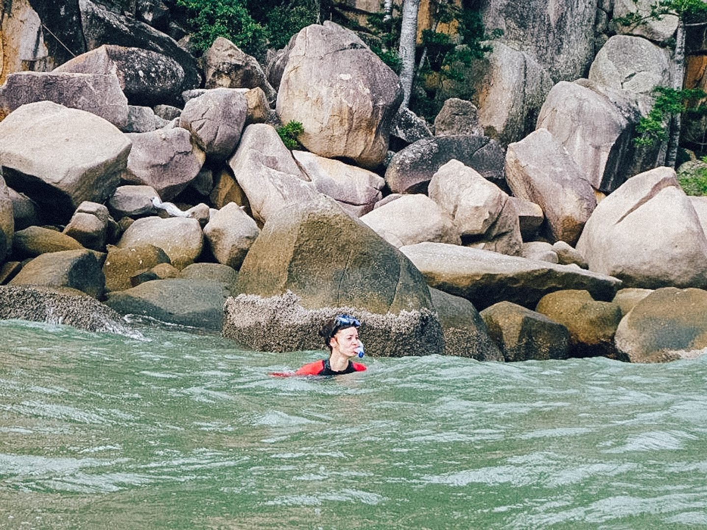 Magnetic island itinerary, Best snorkeling tips