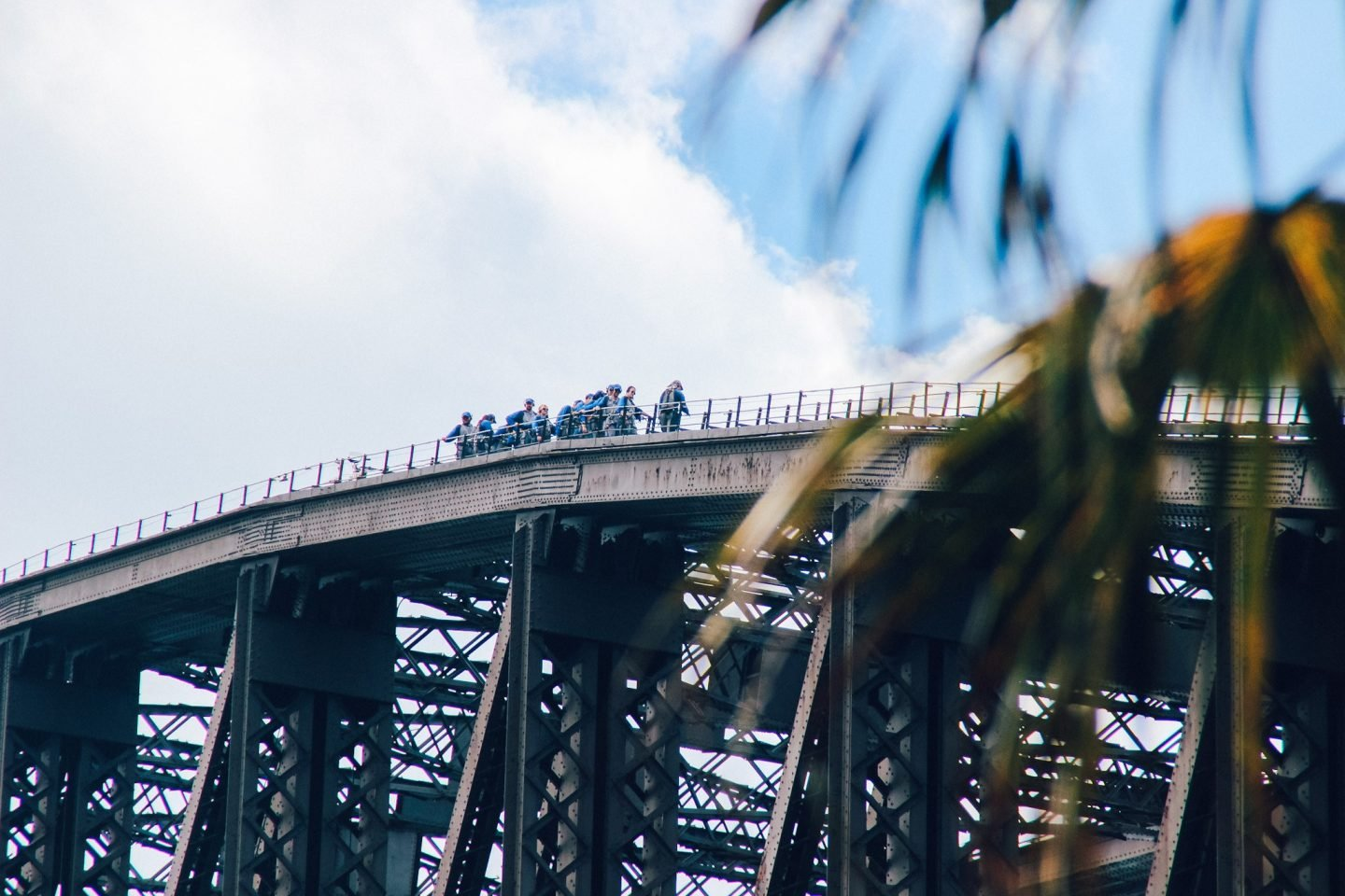 Things to do in the Rocks. Climbe the Harbour Bridge