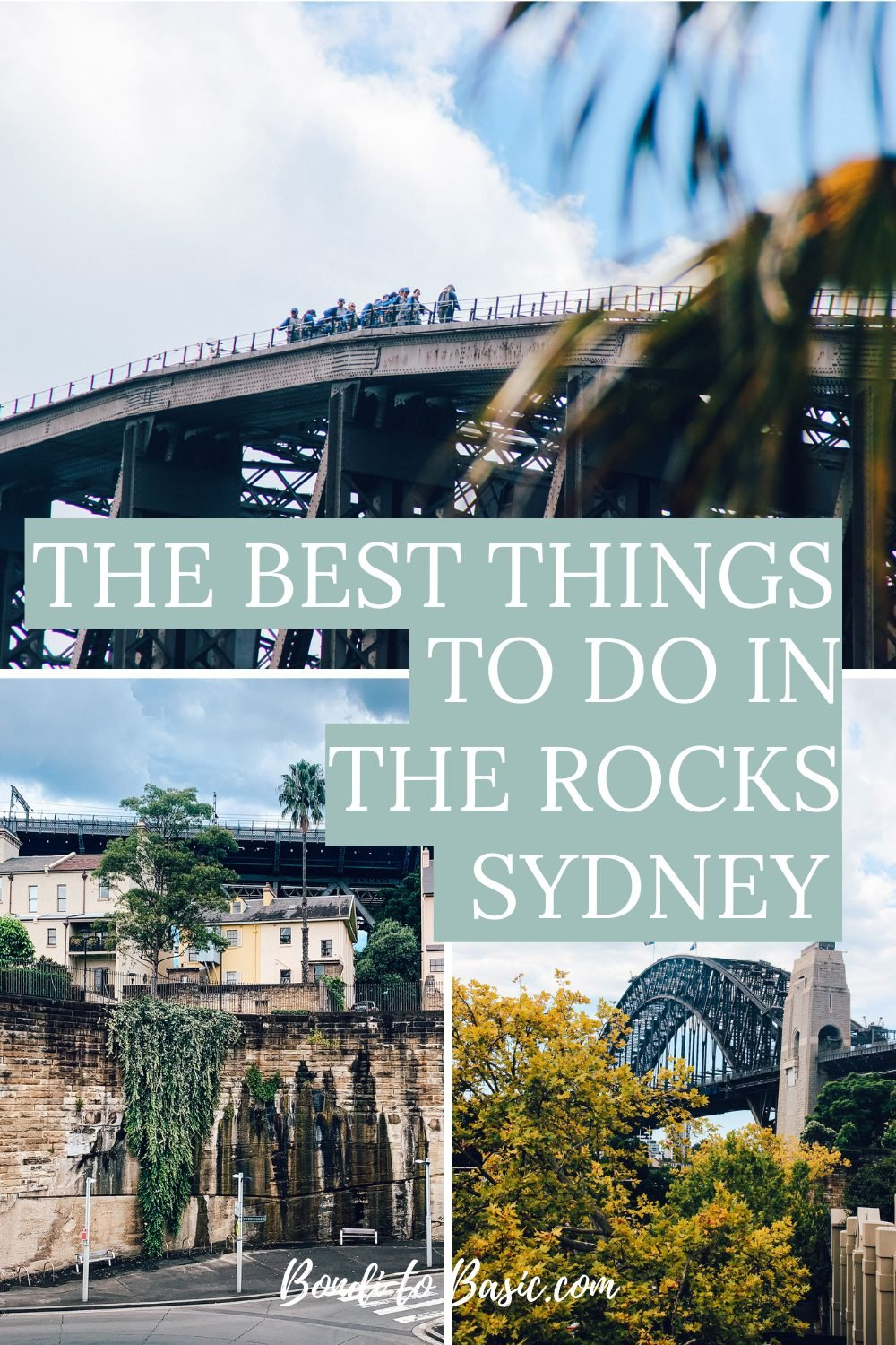 Things to do in the rocks sydney